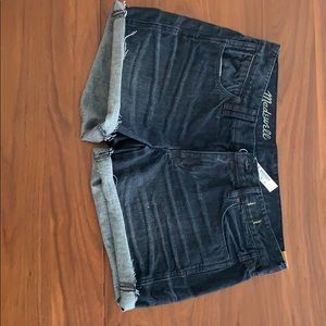 Madewell Jean shorts- *never worn *tags on